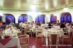 Restaurante Do Hotel Roca Mar